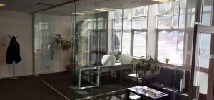 New Reception and office space added in Leeds