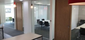 The good and the bad of office partitioning