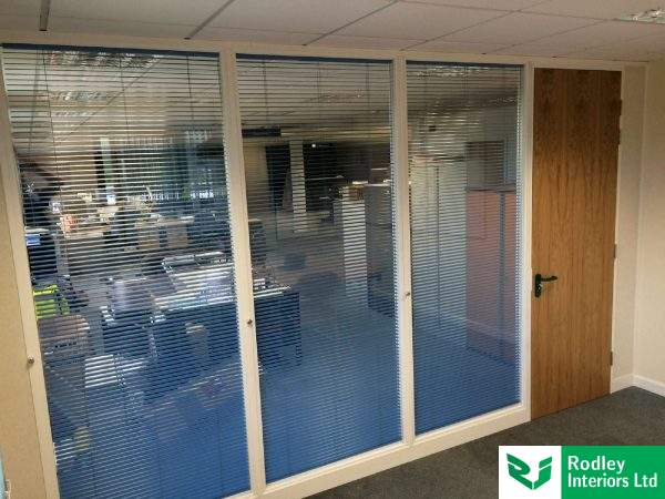 Partitioning works in Lancashire