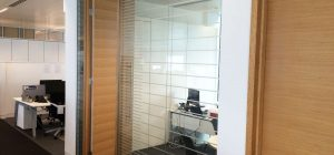 Rodley Interiors secure new Manchester office partitioning