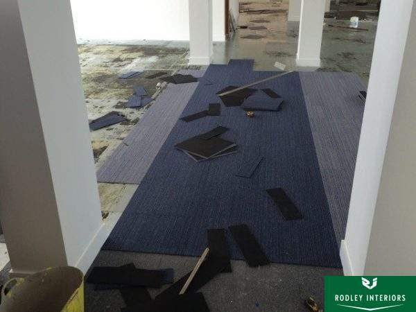Office flooring Birmingham