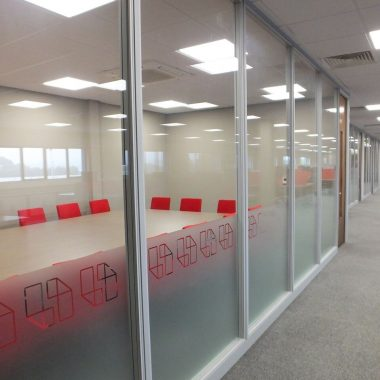 Tenon Fire and Sound SIG Interiors partitioning