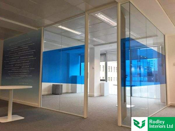 Office Refurbishment in Manchester