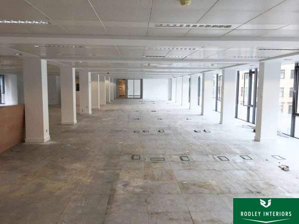 Manchester office before refurbishment