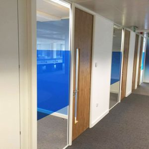 Office Refurbishment in Manchester