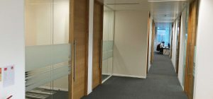 Case Study: Komfort Polar Partitioning in Manchester