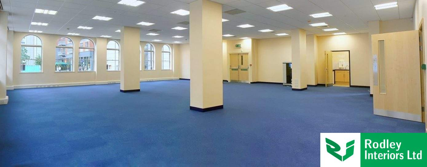 Lets talk about: A Leeds Office Refurbishment