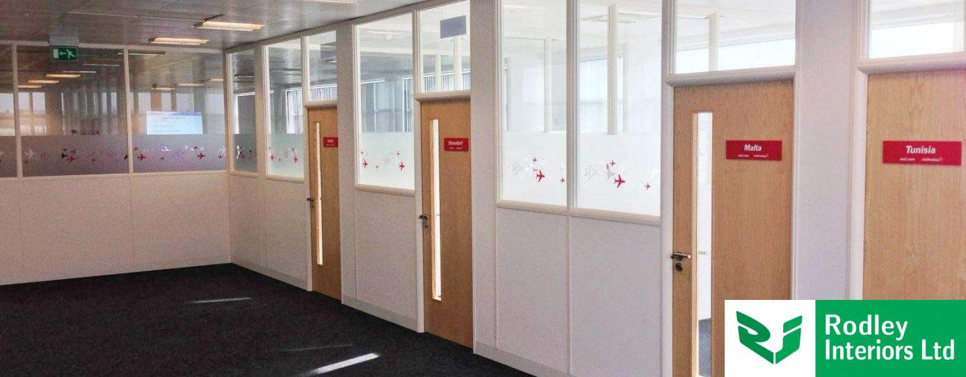 Case Study: Budget Office Partitioning in Leeds