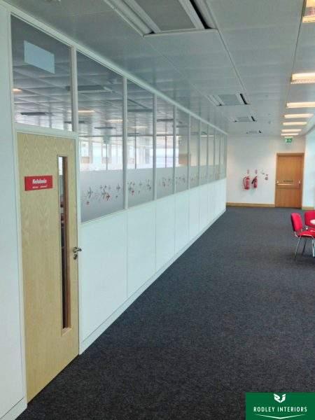Tenon Flexplus partition wall