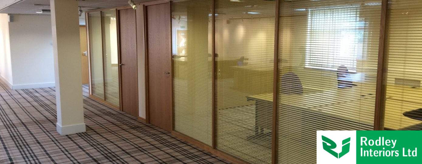New business centre partitioning in west yorkshire for Office design west yorkshire