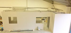 Warehouse fit out in Wetherby