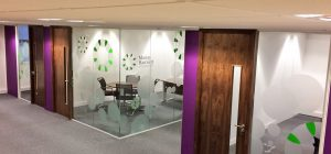 Yorkshire office refurbishment