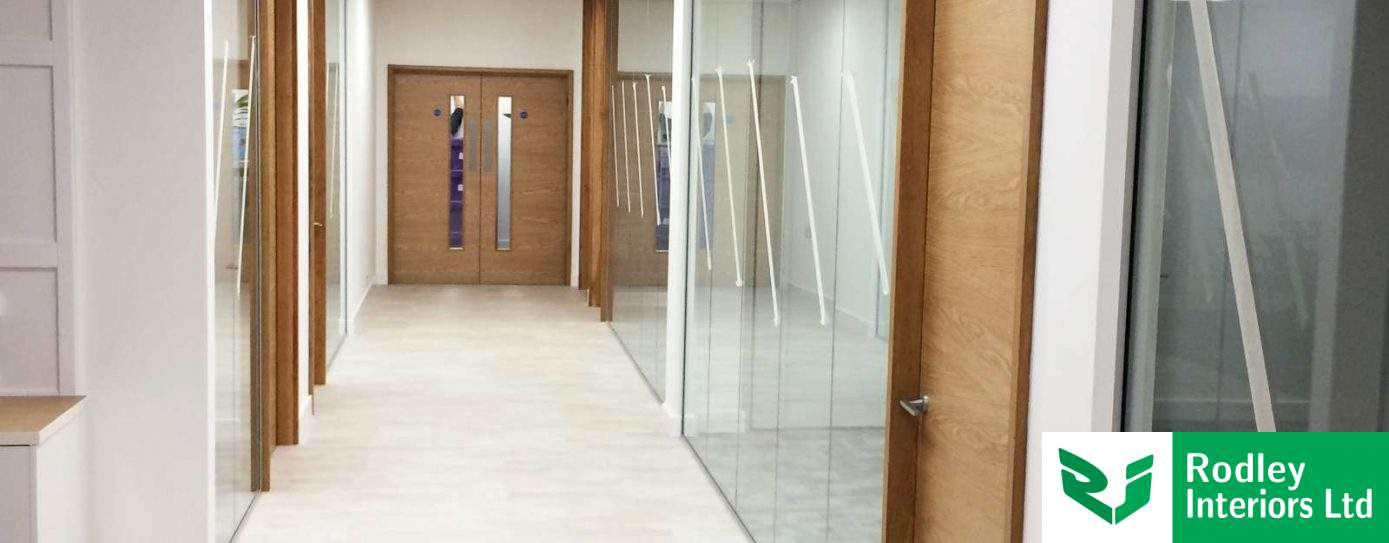 Commercial Office Glass