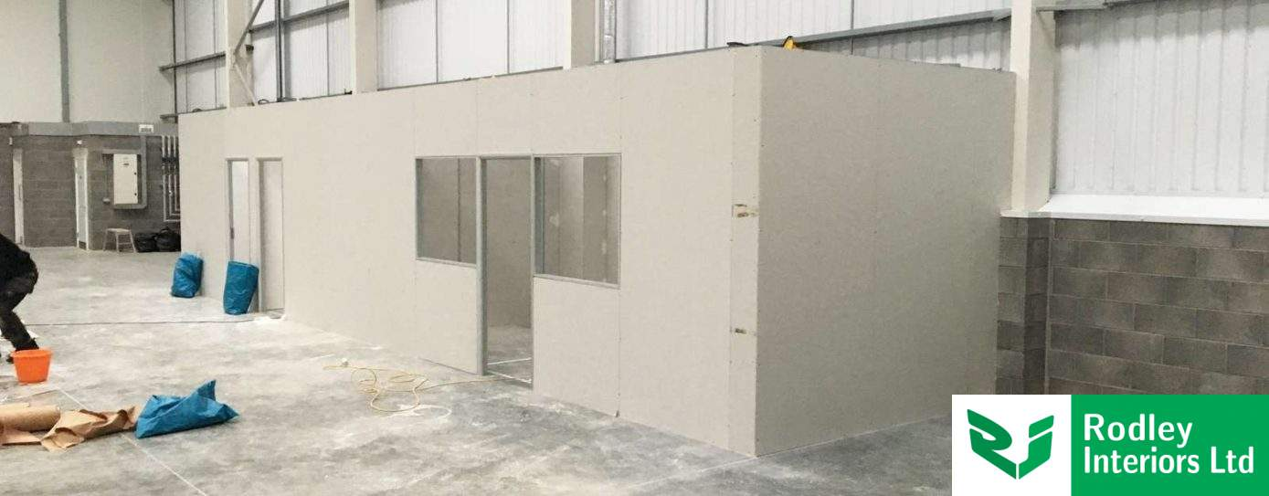Halifax warehouse partitioning