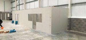 Halifax warehouse partitioning