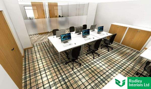 Bradford office visual
