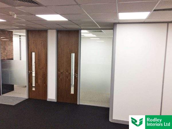 New office fit out in Liverpool