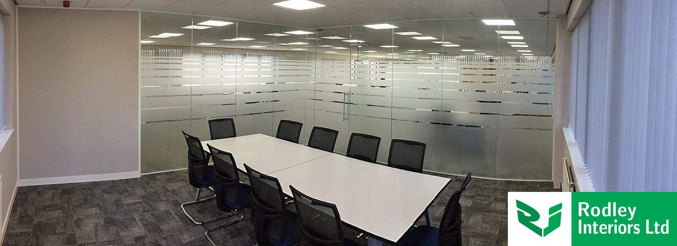 Case Study: Sheffield Glass Office Partitioning