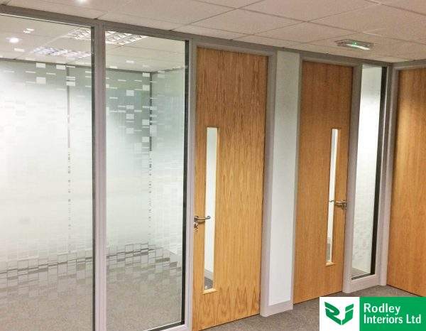 Glass Partitioning in Yorkshire