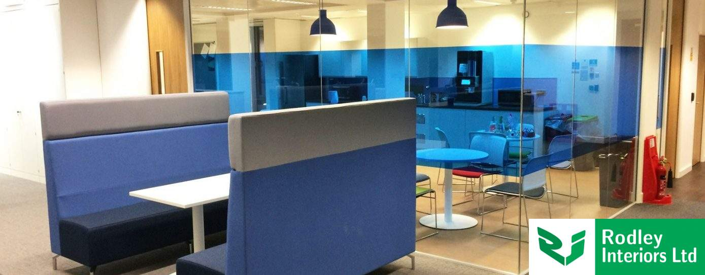 Workspace layout and furniture trends