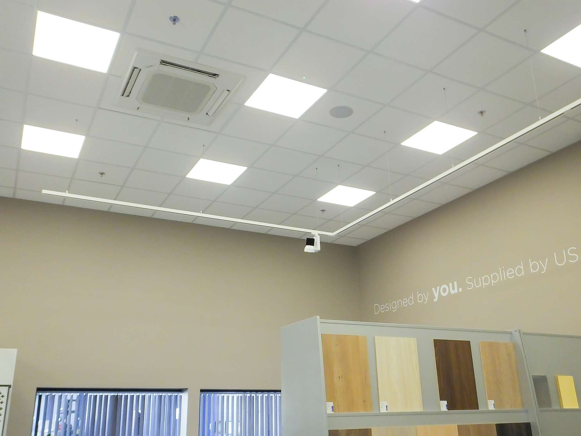 Office Suspended Ceilings