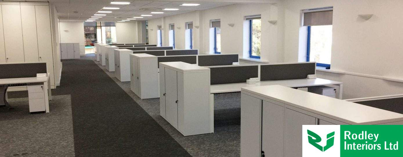 Case Study: Office Fit Out in West Yorkshire