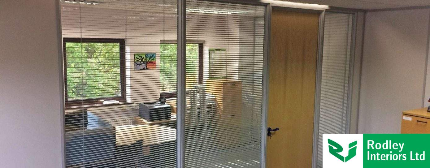 Double glazed offices
