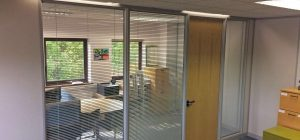 Double Glazed Offices in Leeds