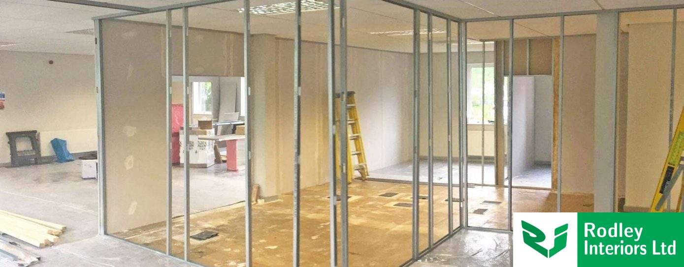 Office partitioning works commence for Yorkshire Solicitors