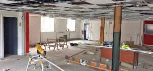 Budget glass partitioning to be installed in West Yorkshire office