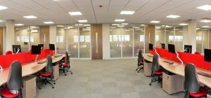 Office Partitioning & Refurbishment Specialists