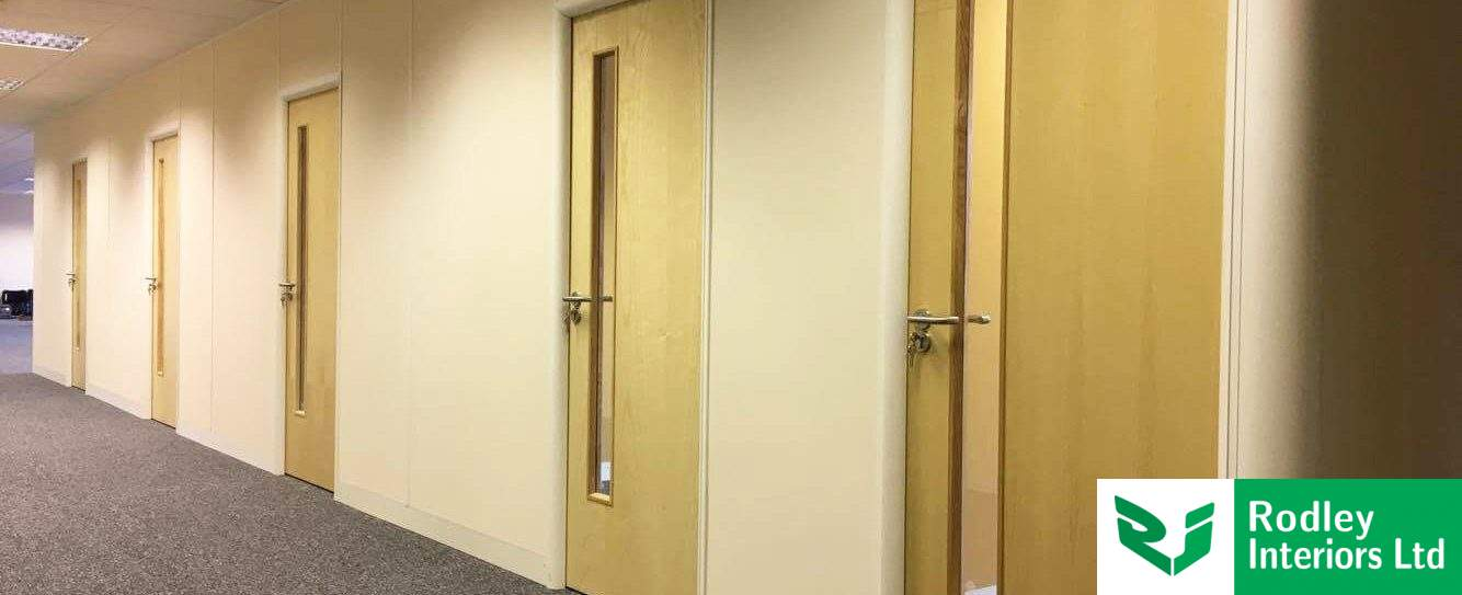 Case Study: Leeds Soundproof Partitioning