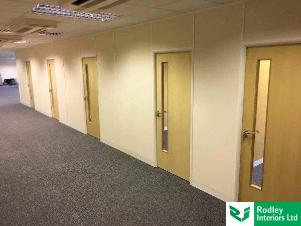 Leeds Office Fit Out