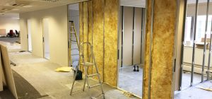 Office fit-out works begin to Leeds office space