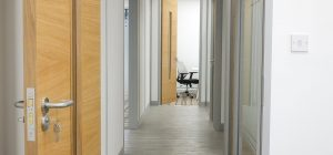 Office partitioning works for Bradford based firm
