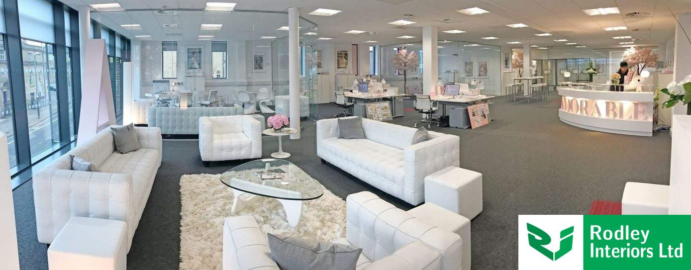 Case Study: Office Fit Out and Design in Leeds