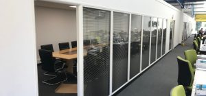 Case Study: Warehouse Fit Out with Partitioning