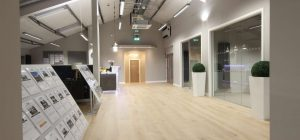 Case Study: Acoustic Glass Partitioning in York