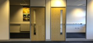 Affordable partitioning system creates sizeable West Yorkshire offices