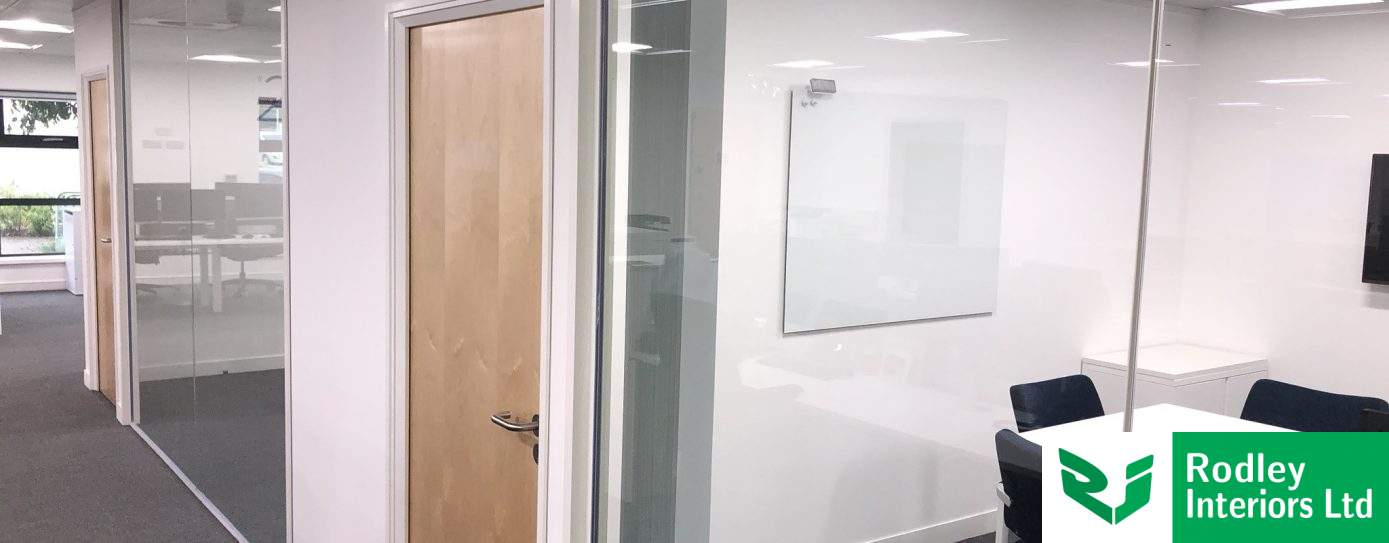 Office Partitioning and Fit Out works for new Leeds office
