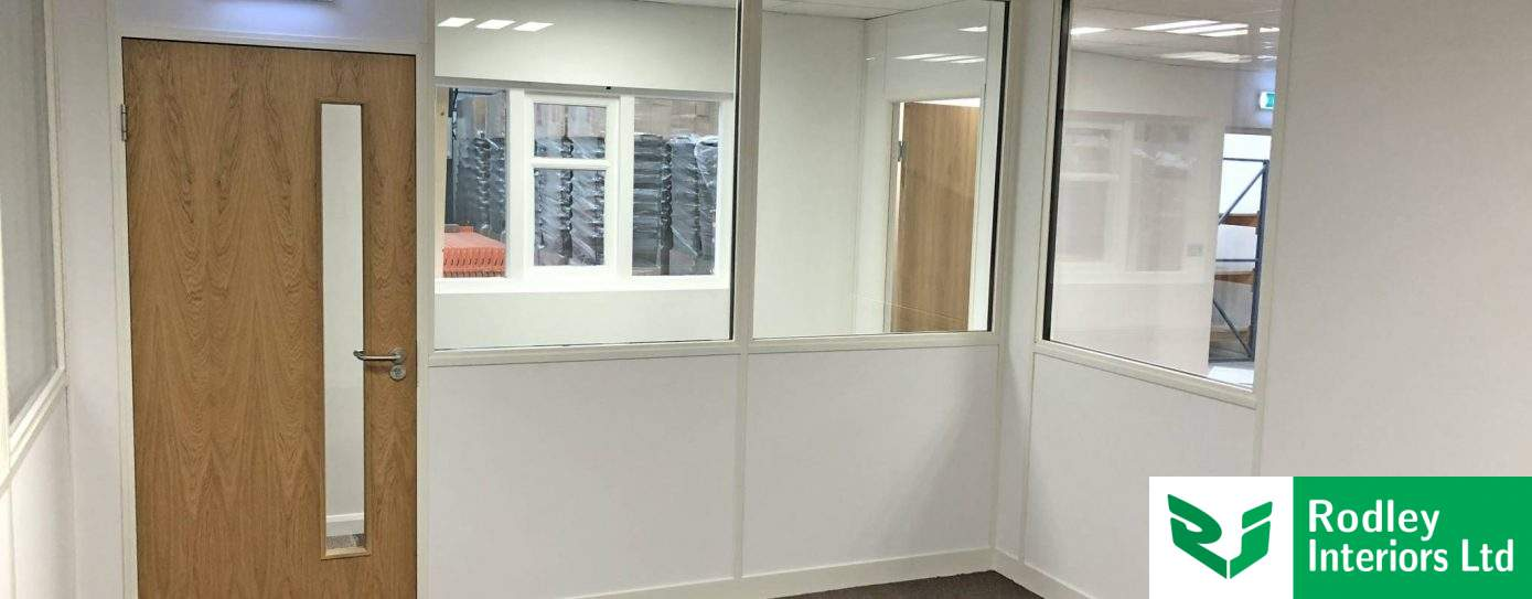 Warehouse Office Construction in Leeds
