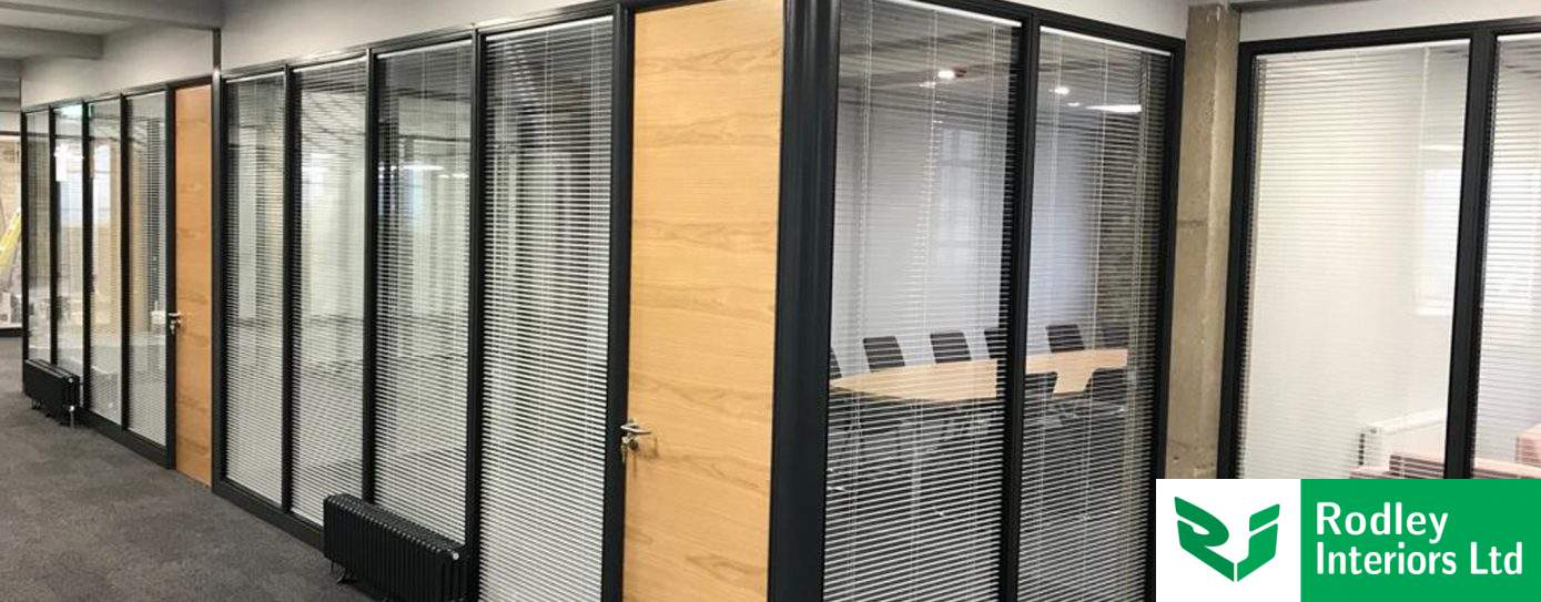 Case Study: Glass Partitioning forming offices in Leeds