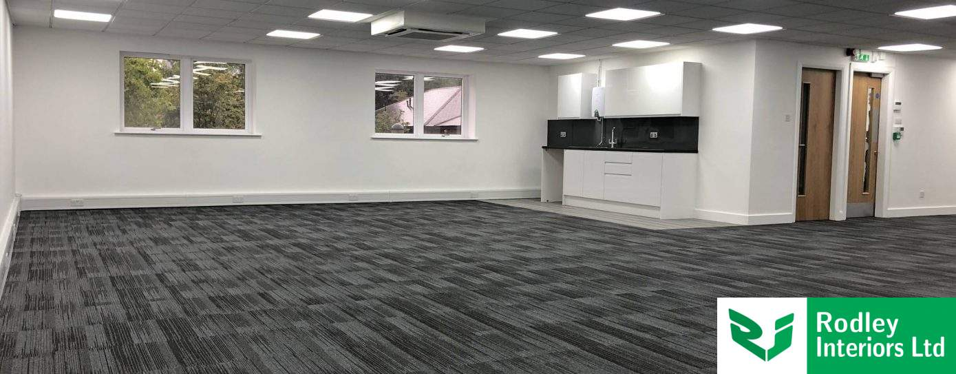 Case Study: Office Refurbishment and Fit Out in West Yorkshire