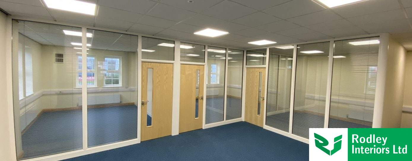 Case Study: Glass Office Partitioning in Leeds