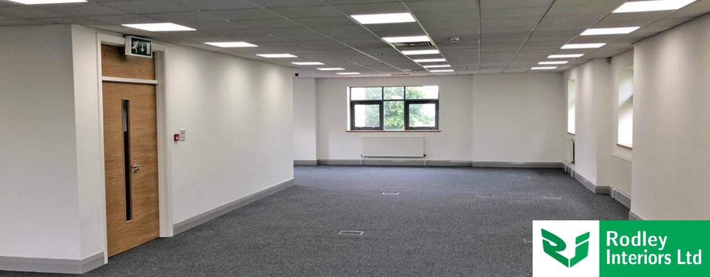 West Yorkshire Office Refurbishment project now complete