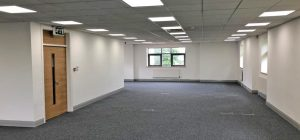 Office Refurbishment in West Yorkshire