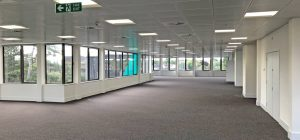 Case Study: Office Refurbishment in York