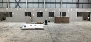 Warehouse Partitioning
