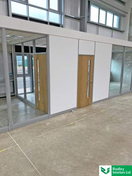 Wakefield warehouse partitioning