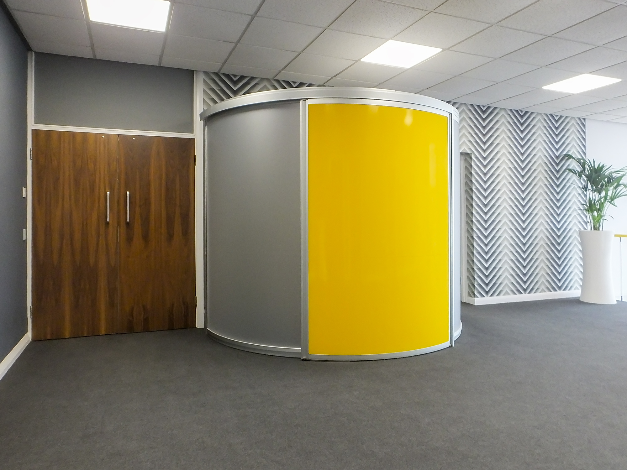 Office Refurbishment and Interiors